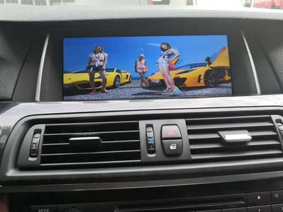 Android 10.0 8 core car navigation for BMW 5 Series F10/F11(2011-2012) Original CIC System