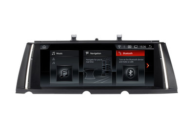Android 10.0 BMW 7 Series F01 F02 (2013-2015) Original NBT System multimedia and navigation system