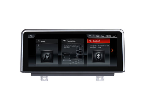 Android 8.1 6 core Car Dvd Gps Navi for BMW 2 Series F22/F45 MPV(2013-2016) Original NBT System
