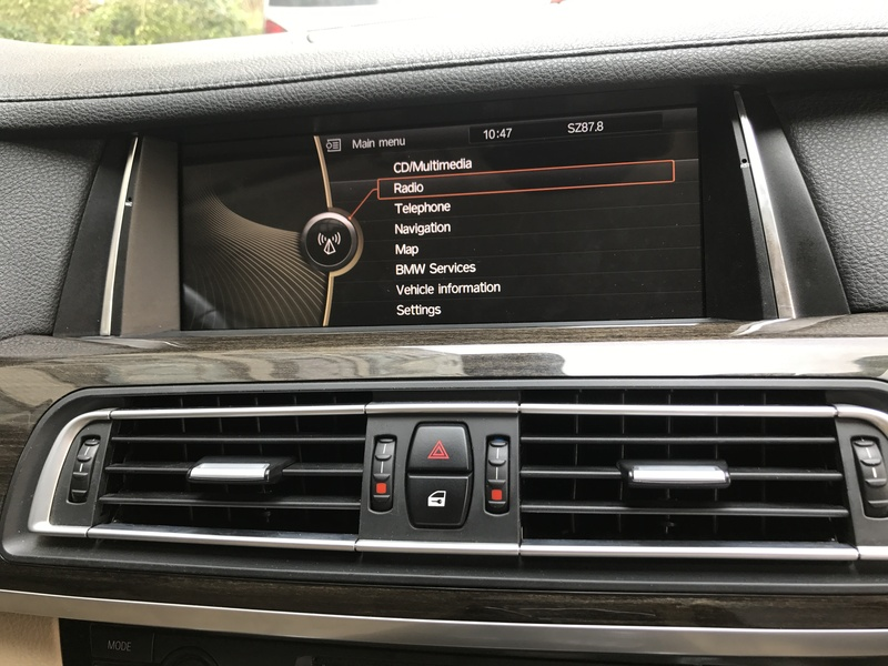 Android 9 1 car dvd player gps navigation for For BMW 7