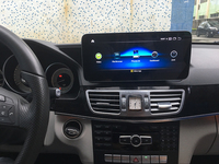 Mercedes benz E-class qualcoom snapdragon android 10.0 8 core touch screen 1920*720 resolution