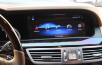 Mercedes benz S class W221 Qualcomm snapdragon Android 10.0 touch screen support DSP and HDMI