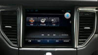 Porsche manca 2014-2016 Android screen update with internal DSP and optical